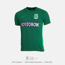Camiseta Dama Presentación Verde Nike 2019