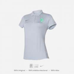 Camiseta Dama Presentación Gris Nike 2019