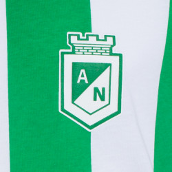 Camiseta rayas escudo 1996 Moda Atlético Nacional