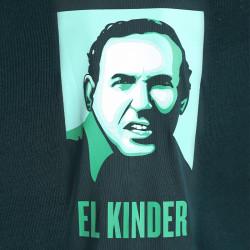 Camiseta verde Zubeldía Moda Atlético Nacional