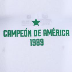 Camiseta nacional es Colombia Moda Atlético Nacional