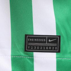 Camiseta Niño Competencia Alterna Verde Nike 2020