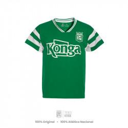 Camiseta Hombre Competencia Tercer Kit Negra Nike 2020