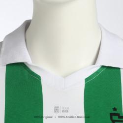 Buso con capucha negro AN Moda Atlético Nacional 2020