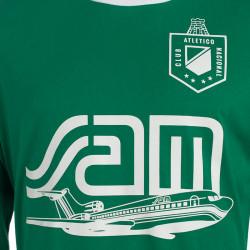 Buso cuello redondo verde AN Moda Atlético Nacional 2020