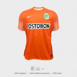 Buso Competencia Arquero Naranjado Nike 2018