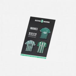 Paquete Iman Camisetas...