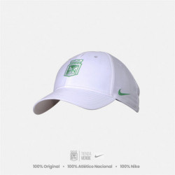 Gorra Blanca Nike 2020